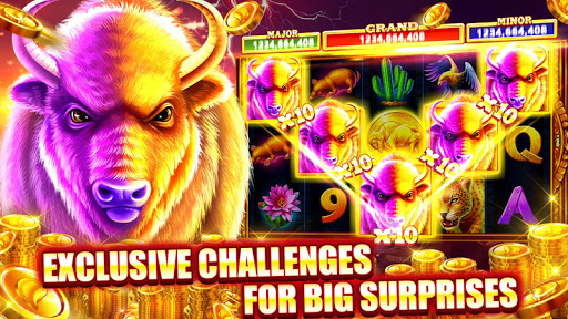 Vegas Party Slots--Double Fun Free Casino Machines 1.83 Mod screenshots 5