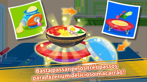 Cozinha Espacial do Pequeno Panda - Para crianças screenshot 2