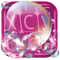 Soap Bubble Keyboard Themes icon