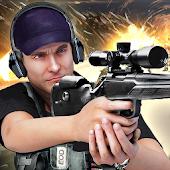 Real police Shoot War