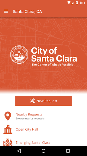 MySantaClara - Connect with us