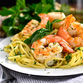Garlic And Herb Pasta With Shrimp Recipes