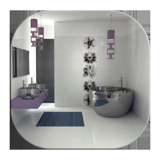 135 Bathroom Tile Ideas (app)