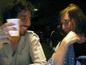 Photo: Papo de bar I: Caco e Marcelo