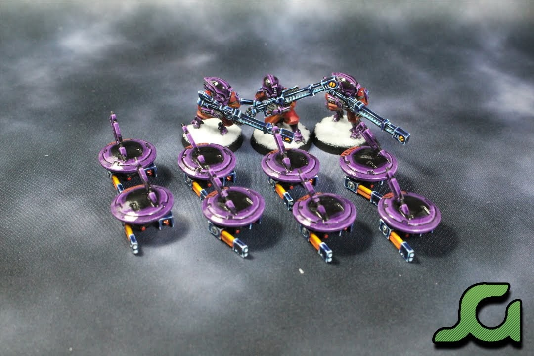Mark Drones and Pathfinders