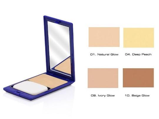 Bedak Padat Inez Color Contour Plus Compact Powder INEZ bedak padat inez nyaman ringan mudah digunakan anti uv