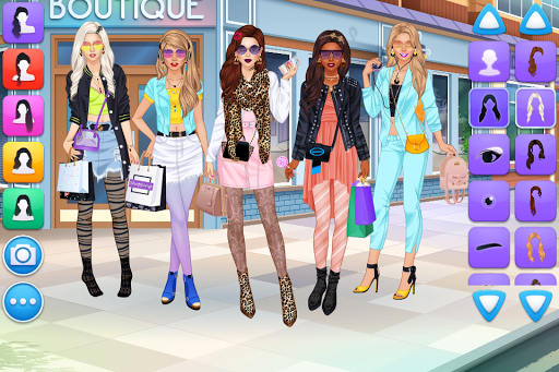 College Girls Team Makeover 1.0.7 screenshots 4