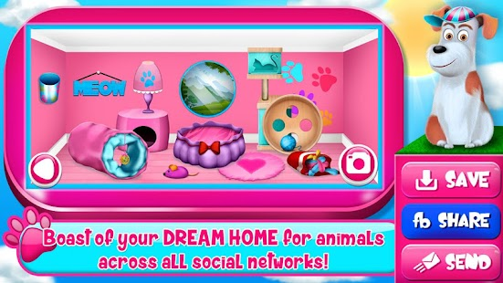 Pet House Games For Girls Screenshot Thumbnail