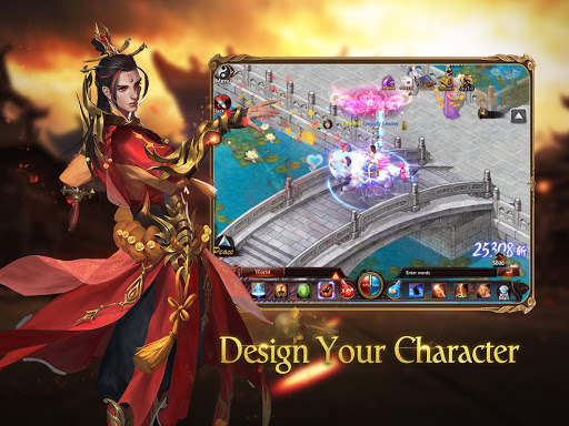 Conquer Online - MMORPG Action Game 1.0.7.8 screenshots 8
