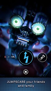"Download Five Nights at Freddy's AR: Special Delivery  Android game ""Five Nights with Freddy: Augmented Reality""! 5"