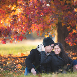 Fall in Love by Angie Kanak - People Couples (  )