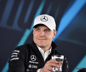 'Mercedes kiest niet voor Vettel en gaat door met Bottas'