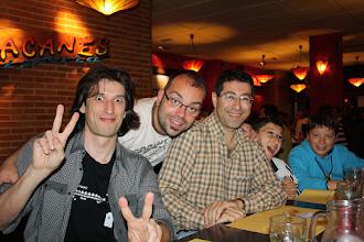 Photo: SaveR, Konamito y Martos