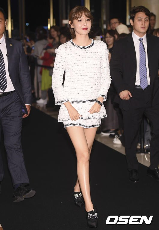 sooyoung legs 36