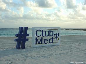 Photo: #001-Club Med Cancún Yucatán.