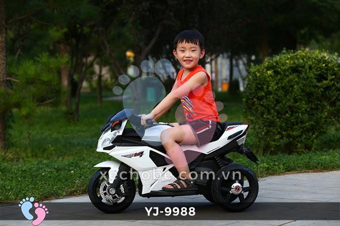 Xe mô tô điện trẻ em YJ-9988 10