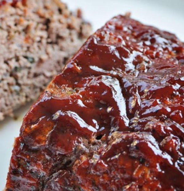 Chili Glazed Meatloaf Recipe