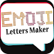 Download Emoji Letters Maker For PC Windows and Mac