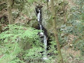 不動尊の滝