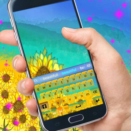 個人化必備App|Sunflower Keyboard LOGO-綠色工廠好玩App
