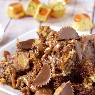 Crockpot Peanut Butter Fudge Cake Recipe