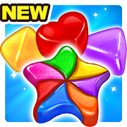Game Gummy Paradise - Free Match 3 Puzzle Game APK for Windows Phone