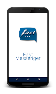 Fast Messenger - screenshot thumbnail