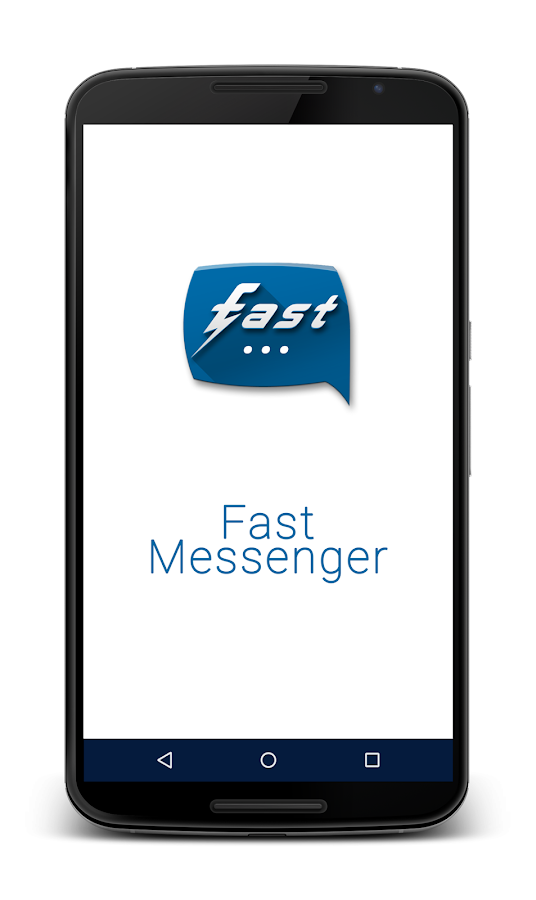 Fast Messenger - screenshot