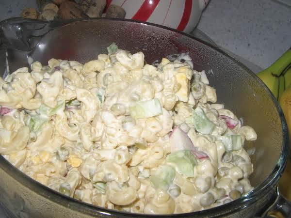 Deli Macaroni Salad Recipe