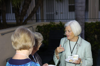 Photo: Nancy Ford Truher, Penny Havens Deley, and Binnie Busby Beaumont