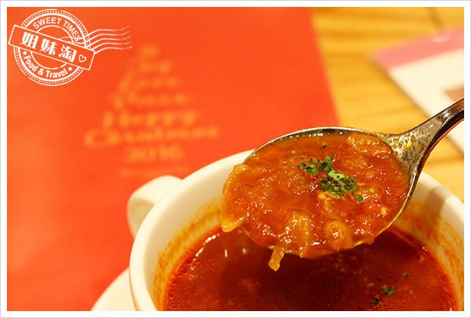 Afternoon Tea統一午茶時光套餐附湯麵包2