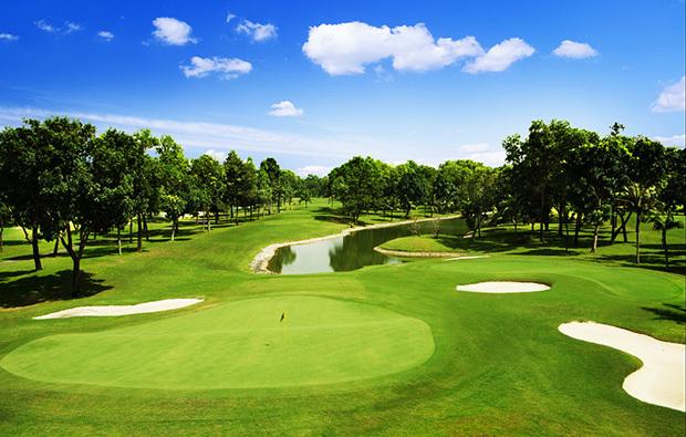 Tiện ích sân Golf- chốn vui dành riêng cho tầng lớp tinh hoa
