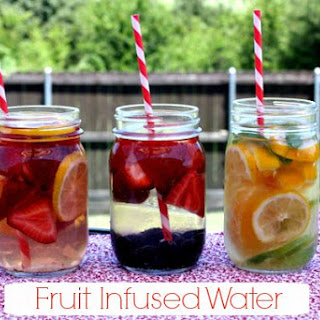 Fruit Infusion Recipes.