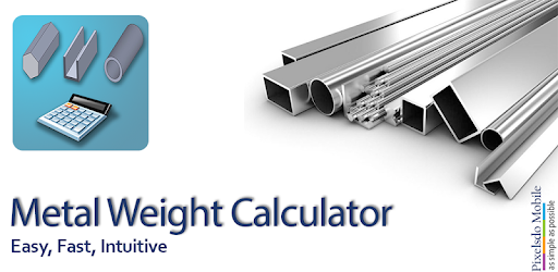 Metal Weight Calculator - Apps on Google Play