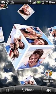 Photo Cube Live Wallpaper Apk 1