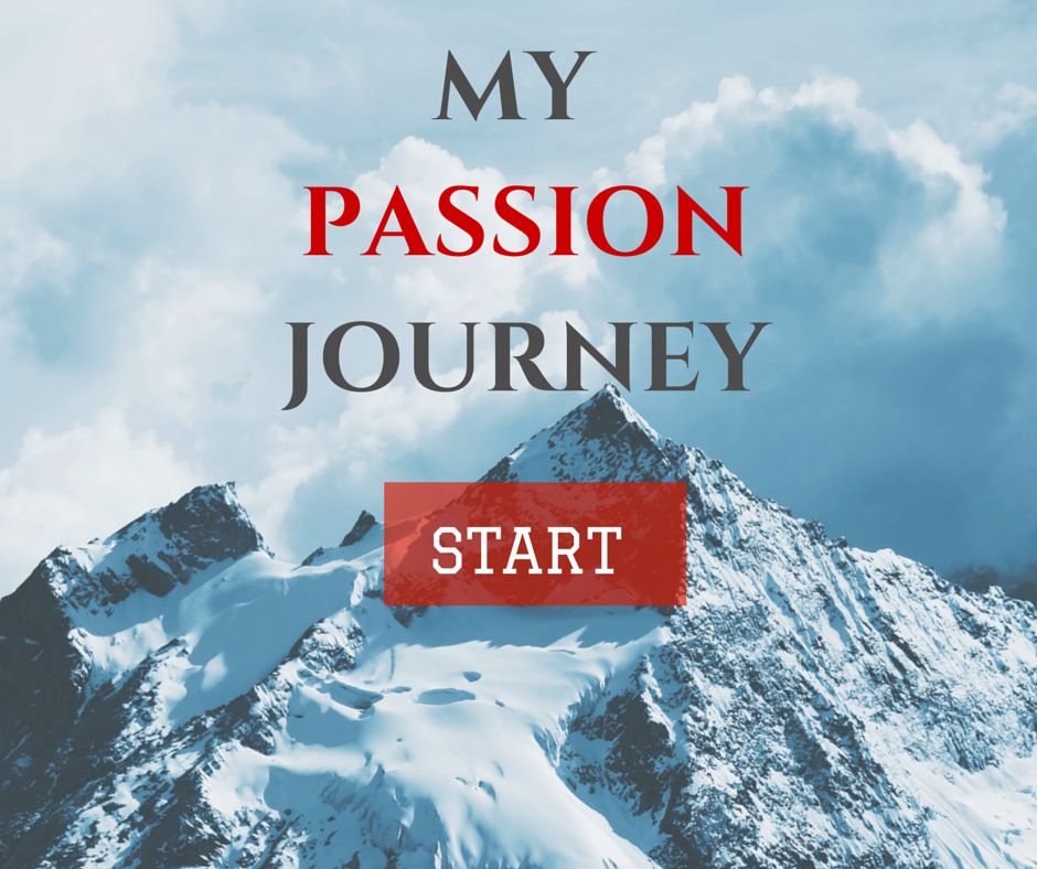 get unstuck & begin your passion journey