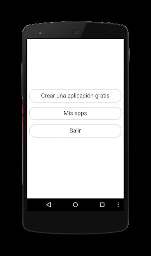 TUTOAPP aplicaciones gratis 1.0.0 screenshots 2