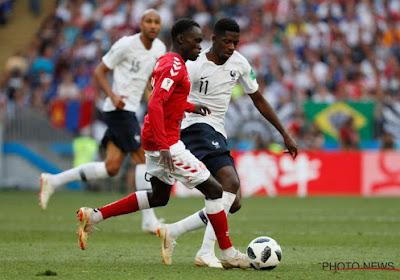 La France et le Danemark conservent leur place sans forcer