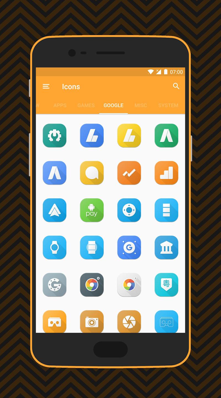 Toca UI - Icon Pack Screenshot 8