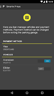 SmartPark- screenshot thumbnail