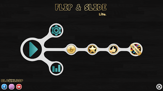 Flip & Slide Lite - Roll the Ball in Infinity Loop - náhled