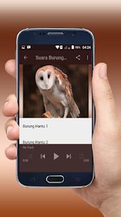 Suara Burung Hantu Variasi Terbaru Offline - náhled