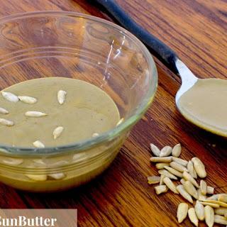 Delicious Homemade Sunbutter Recipe (Paleo, Peanut Free) Recipe
