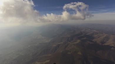 Photo: Сопот, 21.10. - игра с облаците високо над хижа Дерменка