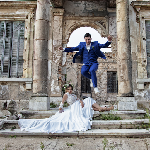 Shooting couple chateau de Roquefeuille