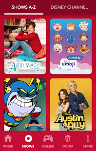 DisneyNOW – TV Shows & Games – Vignette de la capture d'écran