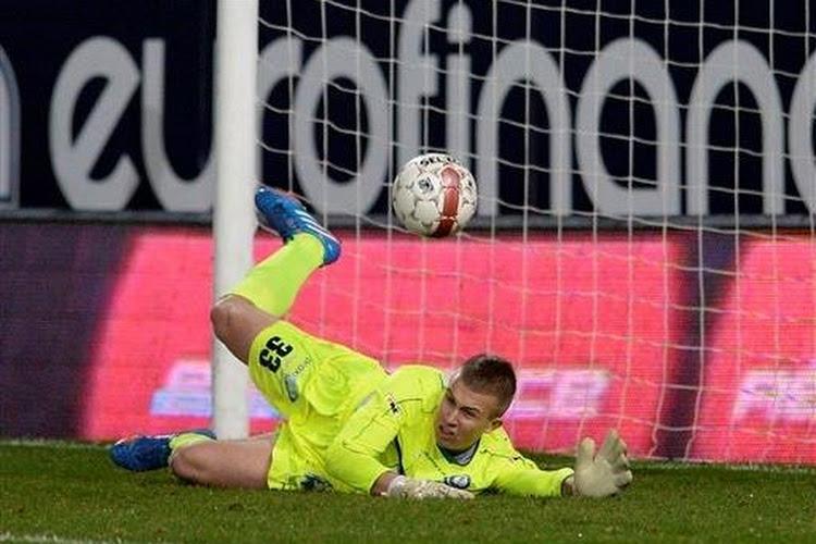 Cercle Brugge heeft Gent-doelman op het oog