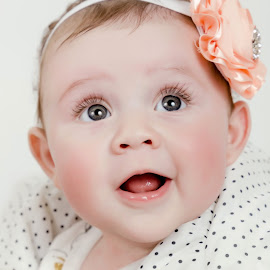 Karlie by Ellen Strydom - Babies & Children Babies ( baby, smash the cake, photography, cute baby, lifestyle )