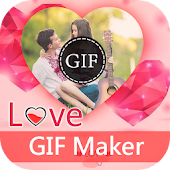 Love GIF Maker with Text