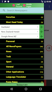 New Zealand Newspapers - náhled